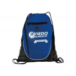 mochila saco Oviedo Baloncesto