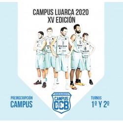 Campus de verano en Luarca