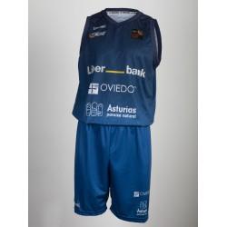 LEB Oro Oviedo Baloncesto 1ª Equipación 19/20