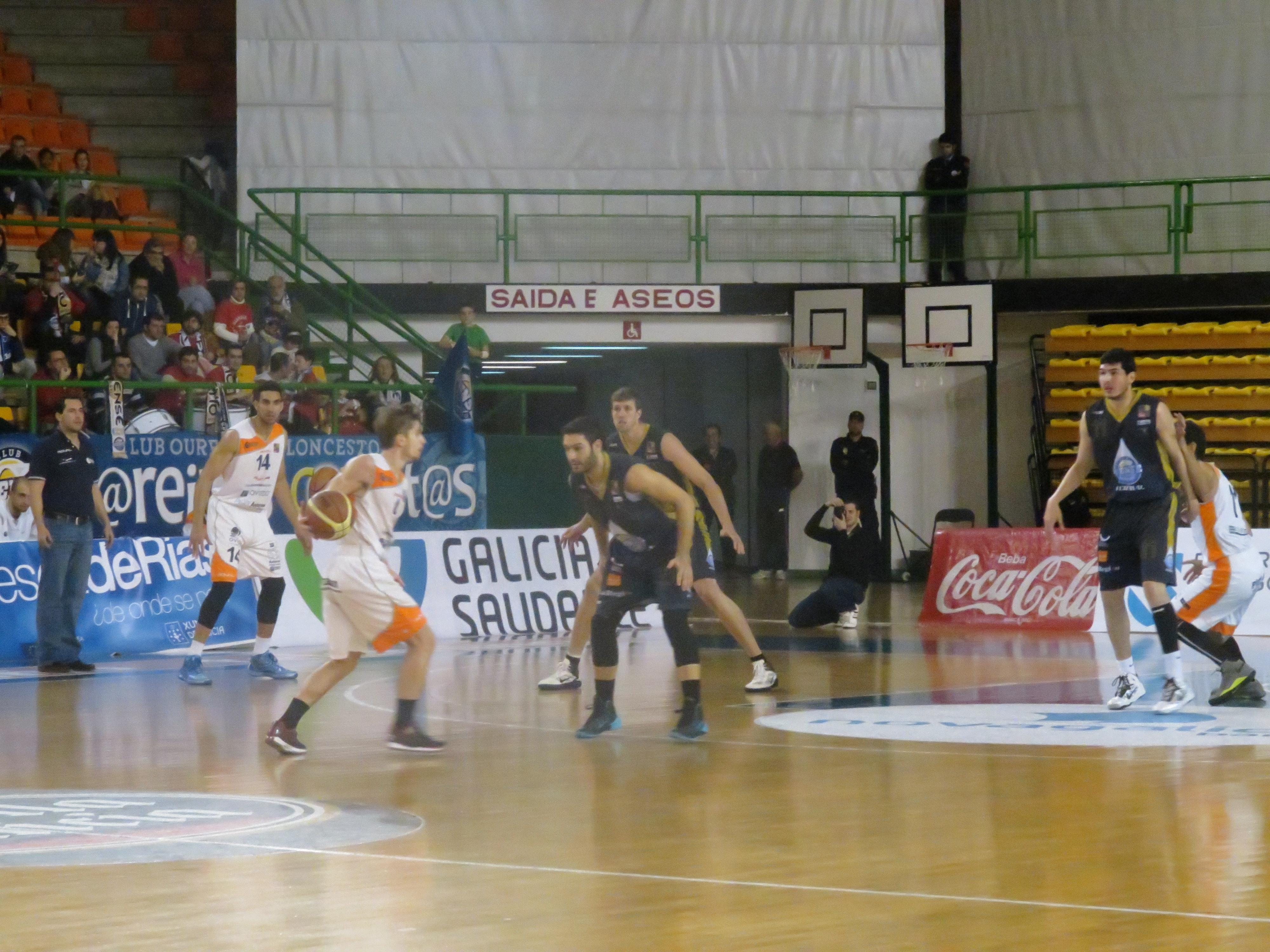 Ourense - Oviedo2