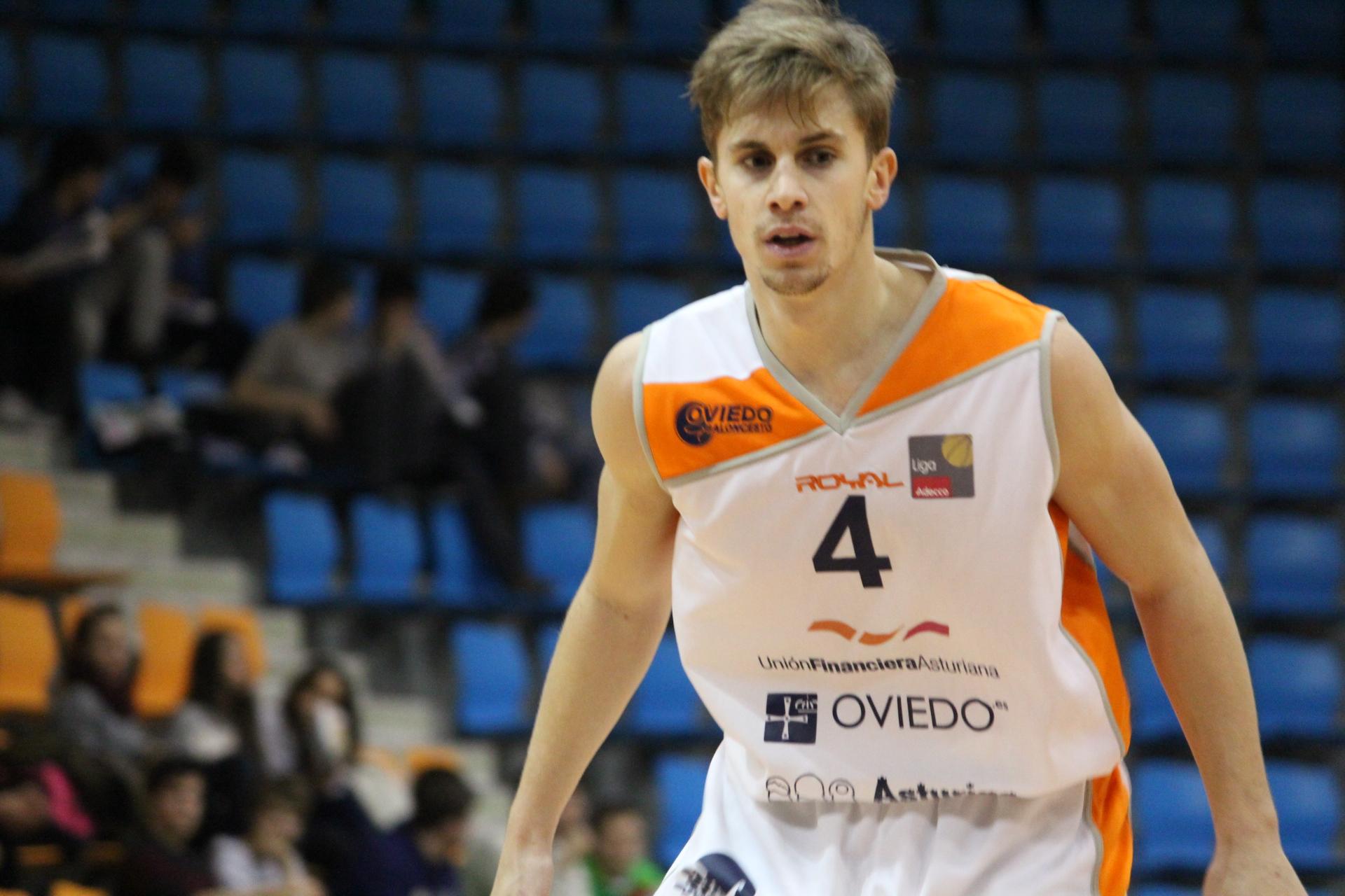 Tiempo Extra Con Fran C 193 Rdenas Oviedo Club Baloncesto