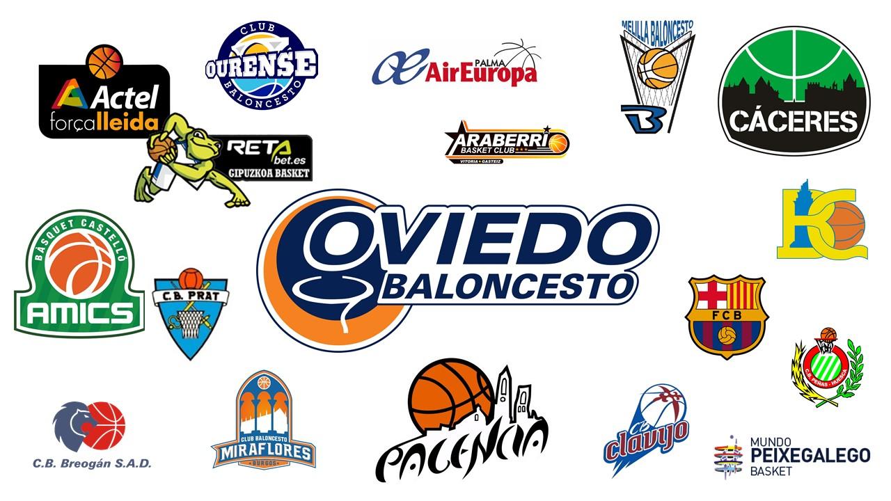 Leb Oro Calendario.Calendario Leb Oro 16 17 Oviedo Club Baloncesto