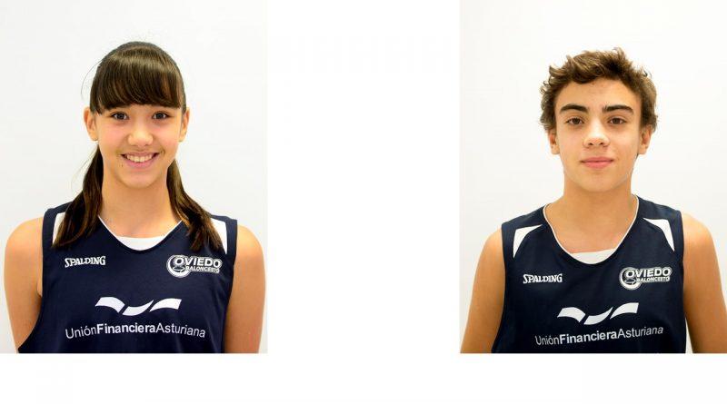 Eva Pardo y Ale Lopez