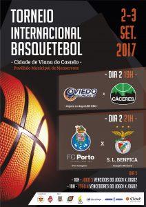 Torneio Inter Basq Cidade Viana Castelo