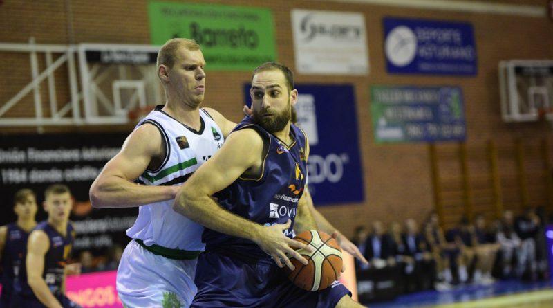 Unión Financiera Baloncesto Oviedo-Cáceres Patrimonio de la Humanidad