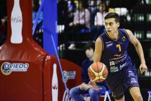 Unión Financiera Baloncesto Oviedo-Basket Manresa