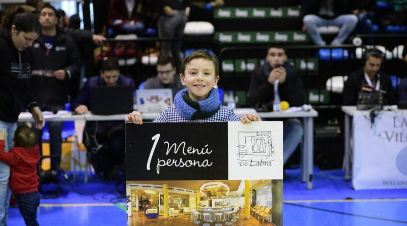 Unión Financiera Baloncesto Oviedo-Café Candelas Breogán