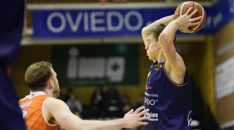 Unión Financiera Baloncesto Oviedo-Leyma Coruña