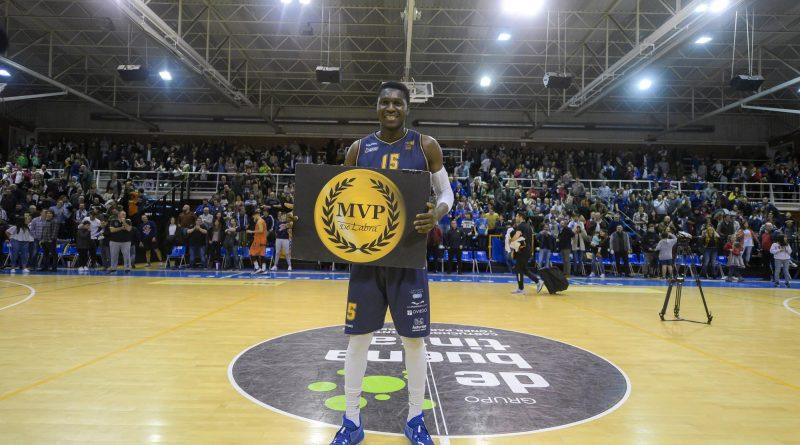 Unión Financiera Baloncesto Oviedo-Actel Força Lleida