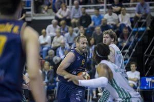 Unión Financiera Baloncesto Oviedo-Levitec Peñas Huesca