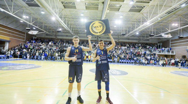Unión Financiera Baloncesto Oviedo-FCBarcelona Lassa B