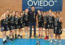 ¡Campeonas y subcampeones en la Copa Asturias Alevin!