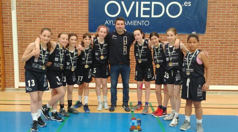 Campeonas Copa Alevin