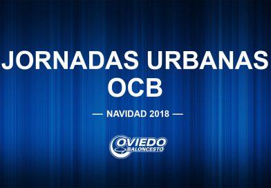 JORNADAS URBANAS OCB NAVIDAD 2018