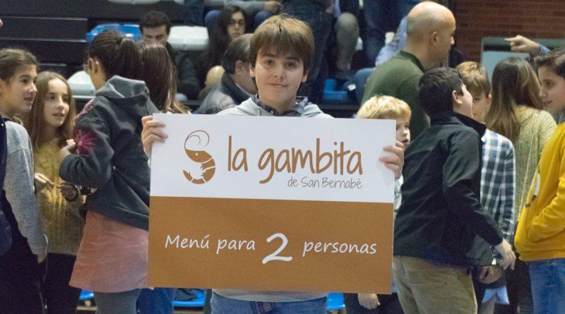 GANADORES DE LOS JUEGOS VS. LEVITEC HUESCA