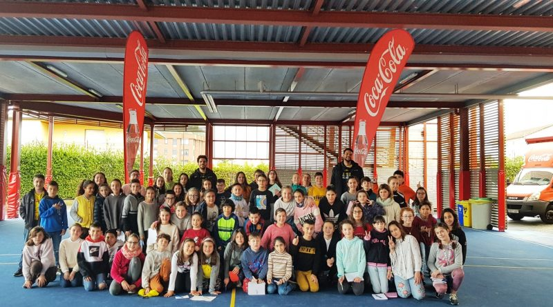 Visita Coca Cola - CP Colloto