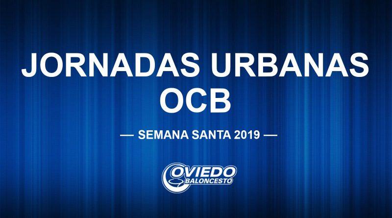 JORNADAS URBANAS SEMANA SANTA 2019