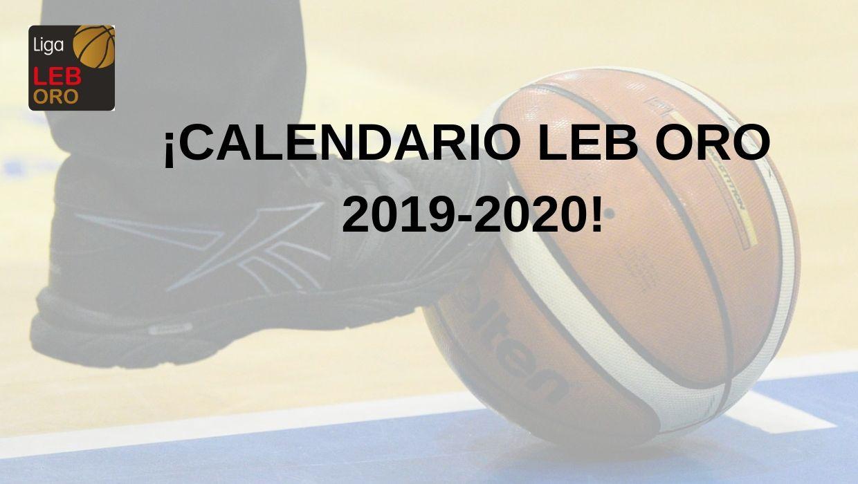 Acb Calendario 2020.Ya Hay Calendario Leb Oro 2019 2020 Oviedo Club Baloncesto