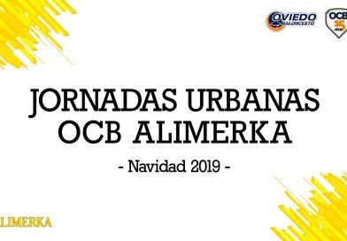 VUELVEN LAS JORNADAS URBANAS OCB ALIMERKA DE NAVIDAD