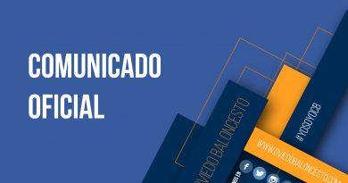 EL PRIMER EQUIPO DEL LIBERBANK OVIEDO BALONCESTO REGISTRA UN POSITIVO POR COVID-19